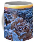 Bryce Sunburst Coffee Mug