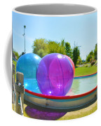 Bubble Ball 2 Coffee Mug