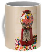 Bubble Gum Machine Coffee Mug