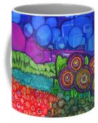 Bubble Sky Coffee Mug