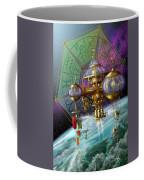 Bubble Telescope Coffee Mug
