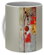 Bubble Tree - Ls55 Coffee Mug by Variance Collections