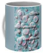 Bubbles And Stripes Coffee Mug