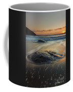 Bubbles On The Sand Coffee Mug by Mike  Dawson