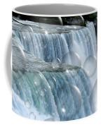 Bubbles Over Niagara Falls Coffee Mug