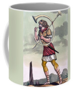 Buccinatore, Military Horn-blower Coffee Mug