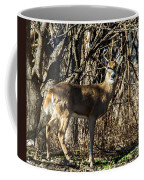 Buck In The Woods Coffee Mug