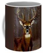 Buck On Slate  Coffee Mug