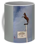 Buckaroo's Saloon Coffee Mug