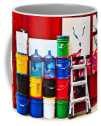 Buckets Of Color Coffee Mug