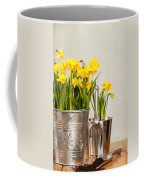 Buckets Of Daffodils Coffee Mug