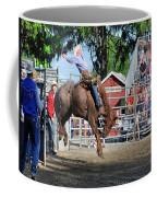 Bucking Bronco Haven  Coffee Mug