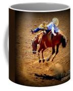 Bucking Broncos Rodeo Time Coffee Mug