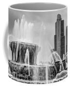 Buckingham Fountain - 1 Bw Coffee Mug
