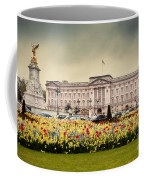 Buckingham Palace In London Uk Coffee Mug