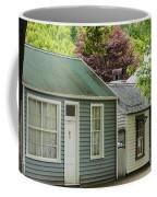 Buckingham Street Cottages Coffee Mug