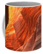 Buckskin Shades Of Red Coffee Mug