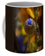 Bud Blooming Coffee Mug