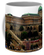 Buda Castle In Budapest Coffee Mug