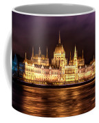 Buda Parliament  Coffee Mug