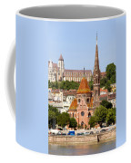 Buda Reformed Church In Budapest Coffee Mug