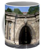 Buda Tunnel In Budapest Coffee Mug