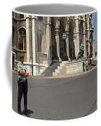 Parliament Budapest Coffee Mug