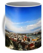 Budapest And Blue Danube Coffee Mug