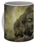 Buddha Bronze Coffee Mug