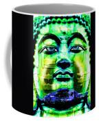 Buddha Coffee Mug by Daniel Janda