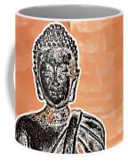 Buddha Face Coffee Mug