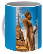 Buddha Statue Coffee Mug