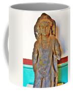 Ancient Buddha Statue - Albert Hall - Jaipur India Coffee Mug