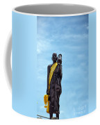 Buddhist Statue Coffee Mug