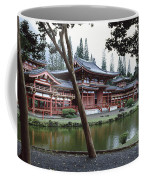Buddhist Temple, Byodo-in Temple Coffee Mug