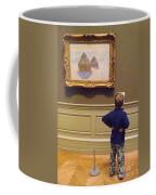 Budding Art Enthusiast Coffee Mug