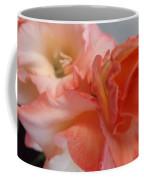 Budding Gladiolas Coffee Mug