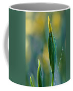 Budding Iris Coffee Mug
