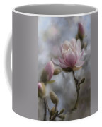 Budding Magnolia Branch Coffee Mug