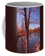 Budding Spring Tree Coffee Mug