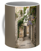 Budva Old Town Cobbled Street In Montenegro Coffee Mug