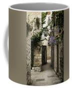 Budva Old Town Street Montenegro Coffee Mug