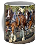 Budweiser Clydesdales Coffee Mug