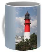 Buesum Lighthouse - North Sea - Germany Coffee Mug