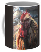 Buff Orpington Cockerel Coffee Mug