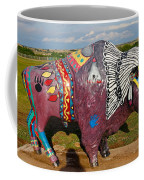 Buffalo Artwork Coffee Mug