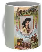 Buffalo Bills Wild West Coffee Mug