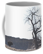 Buffalo Breath In The Winter Air Coffee Mug