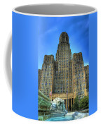 Buffalo City Hall Coffee Mug by Tammy Wetzel