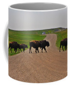 Buffalo Crossing Coffee Mug